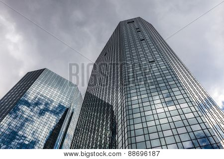 Deutsche Bank Headquarter Building
