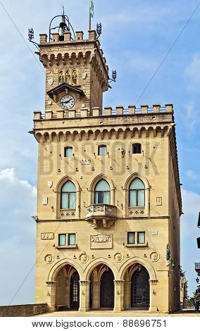 Palazzo Pubblico, San Marino