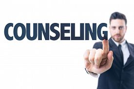 pic of counseling  - Business man pointing the text - JPG