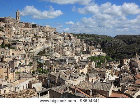 Matera Basilikata Italy