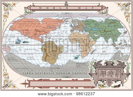 Vector Old Globe