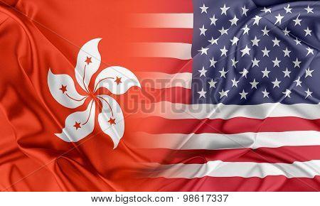 USA and Hong Kong