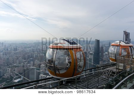 Canton Tower Ferris Wheel