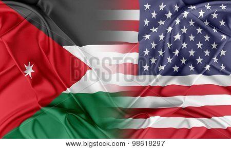 USA and Jordan