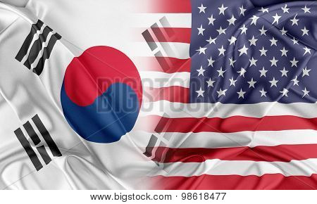 USA and Korea South