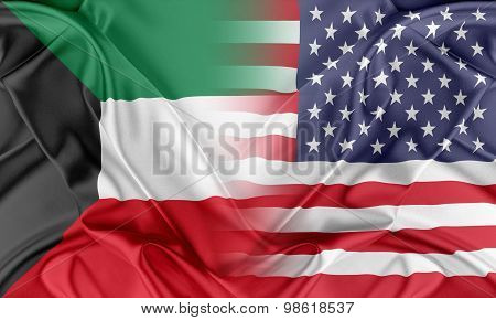 USA and Kuwait