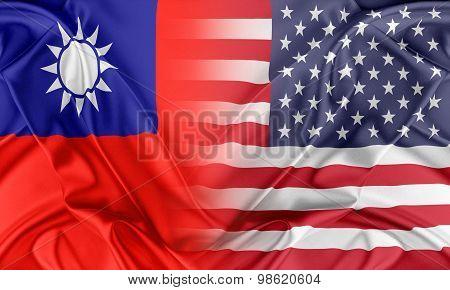 USA and Taiwan