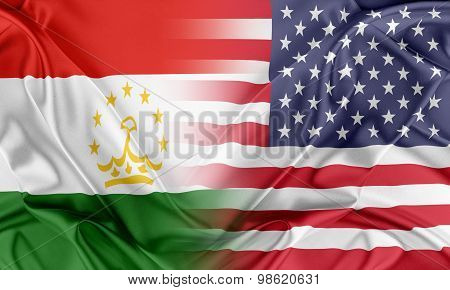 USA and Tajikistan