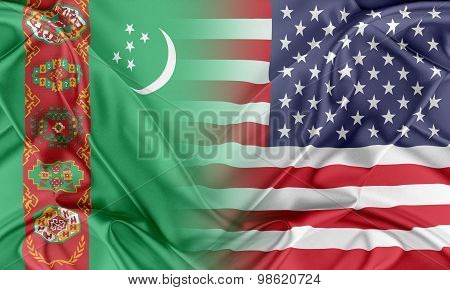 USA and Turkmenistan