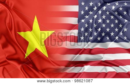 USA and Vietnam