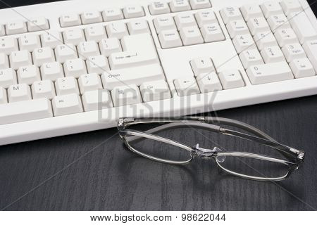 Glasses for computer
