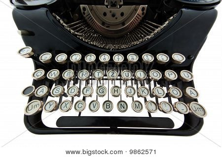 Ancient, Old Typewriter