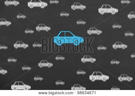Car Insurance on Blackboard