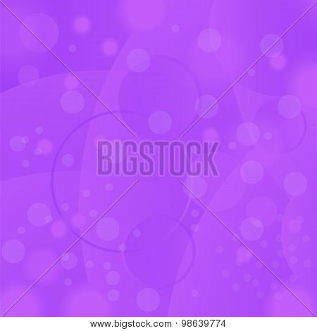 Purple Circle Background.