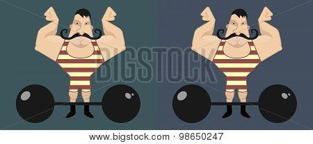 Circus Athlete