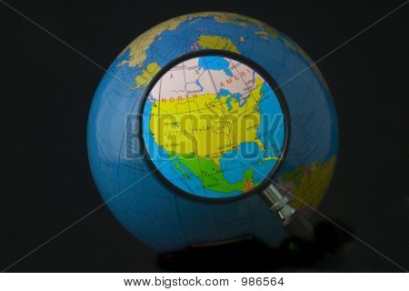 North America In Focus