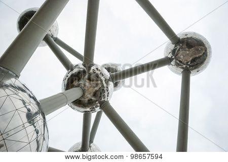 Atomium Monument, Brussels, Belgium