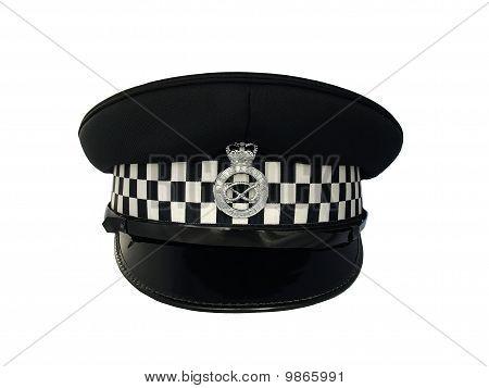 British Police Cap