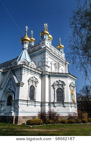 Ss Boris And Gleb Cathedral
