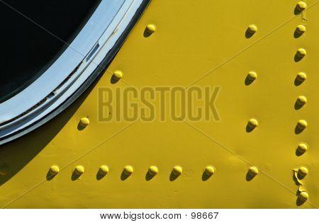 Yellow Bus (detail)