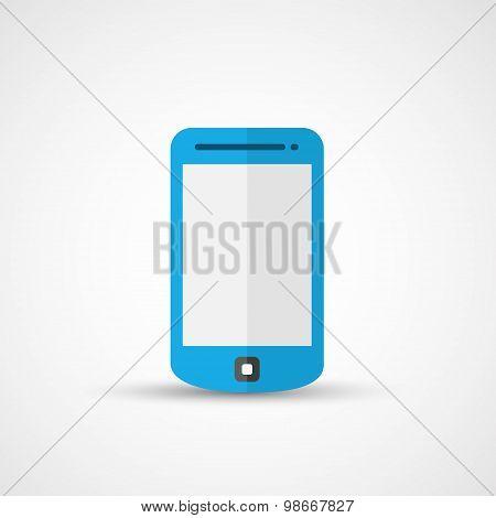 Vector Smartphone icon.