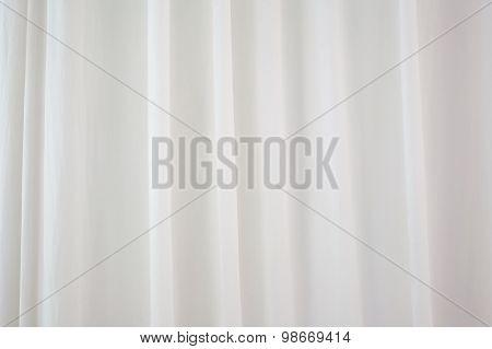 Luxury Sweet White Curtain