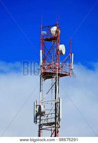 Equipment Of Mobile Communication