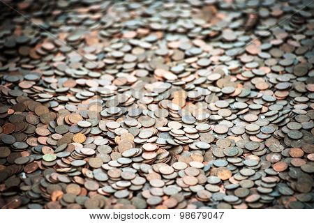 Thousands Of Coins