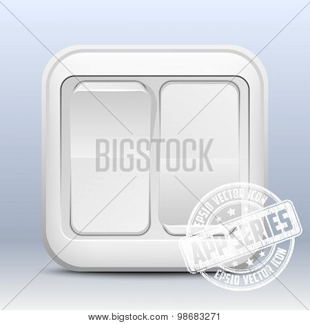 Light Switch Icon, App Series