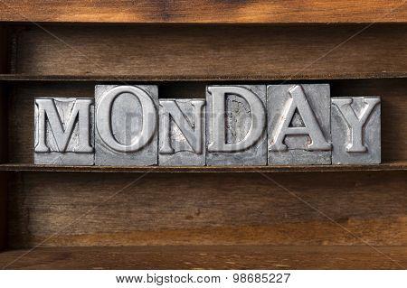 Monday Tray