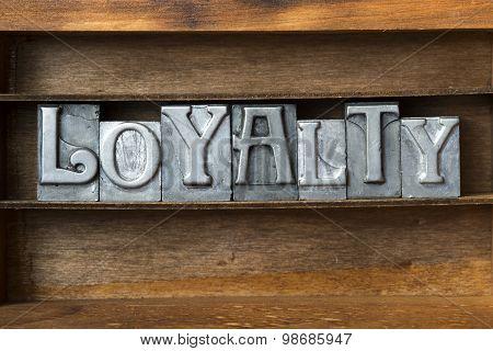 Loyalty Tray