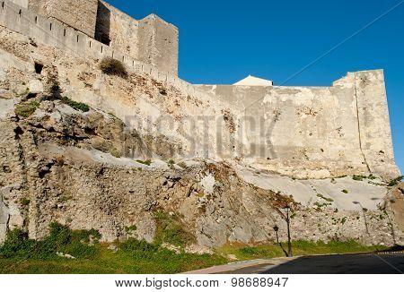 Castillo Of Guzman El Bueno