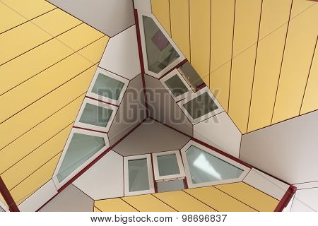 Cube House Detail