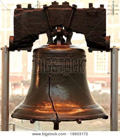 Freiheitsglocke in Philadelphia P.A