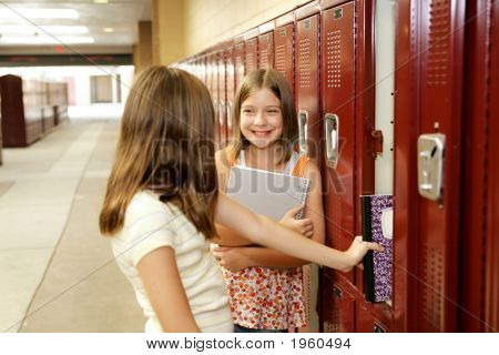 Gossip By Lockers