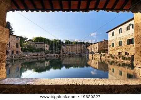 Bagno Vignoni - Tuscany