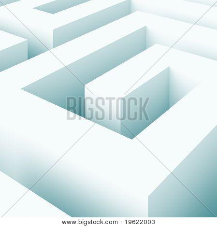 Labyrinth Background
