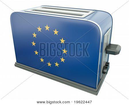 EU toaster