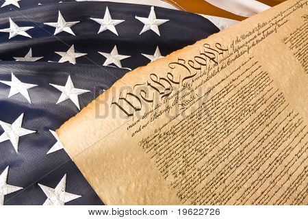 American Constitution - We The People