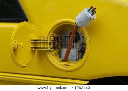Elektrofahrzeug-Gas-Tank