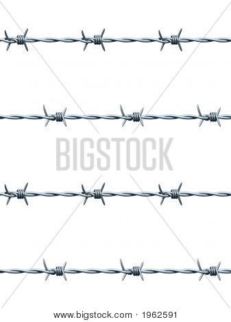 Barbed Wire Pattern