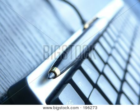Keyboard Closeup