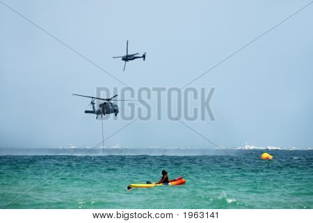 Ocean Rescue Mission