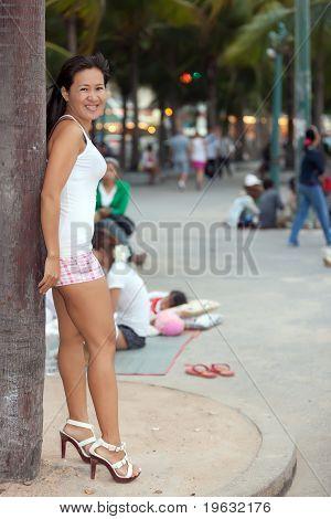 Asian Prostitute