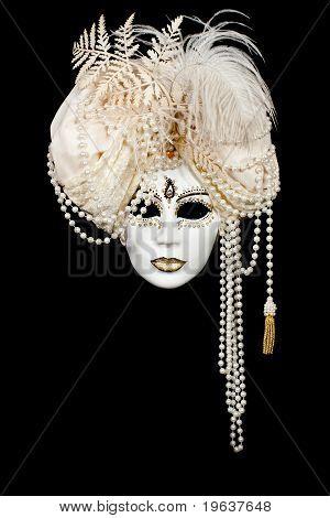 Handmade Venetian Carnival Mask