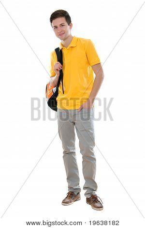 high-school student