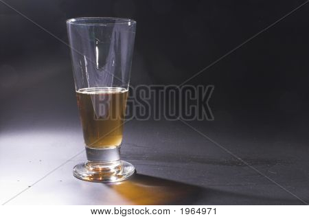 Beer On A Bar