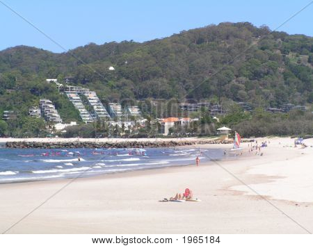 Noosa Beach, Queensland