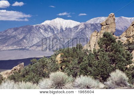 Benton Range, California