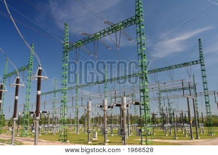 High Power Station